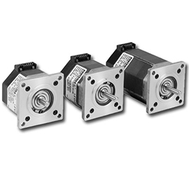 POWERMAX M and P stepper motor